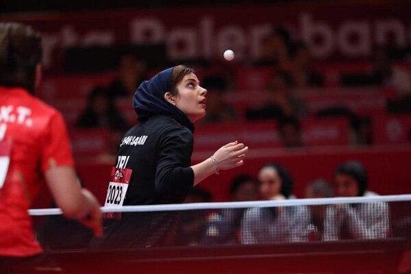 پیگیری لیگ تنیس روی میز بانوان بعد از 4 ماه وقفه