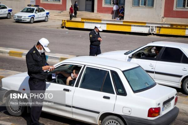 جزئیات ممنوعیت و جرایم تردد در تعطیلات پیش رو در خوزستان
