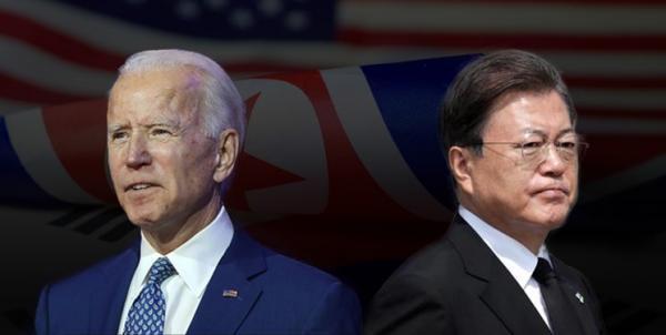 رئیس جمهور کره جنوبی وارد واشنگتن شد؛ فشار بایدن برای صدور بیانیه مشترک علیه چین