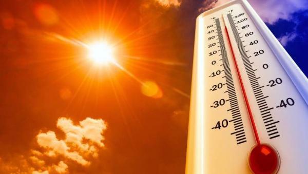 هوا 7 تا 12 درجه گرمتر می گردد