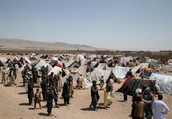 دولت افغانستان و افزایش تعداد آوارگان داخلی که فراموش شده اند