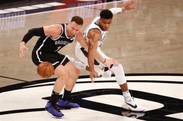 پیروزی نتس در نخستین بازی نیمه نهایی کنفرانس شرق NBA