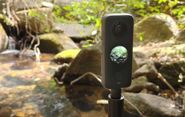 دوربین 360 درجه Insta360 One X2 معرفی گردید